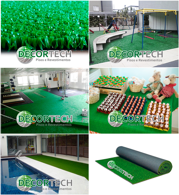 fotos grama sintetica